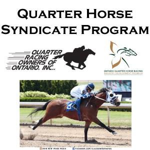QUARTER HORSE GROUP OWNERSHIP PROGRAM